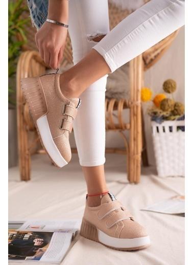 Limoya Sneakers Altın
